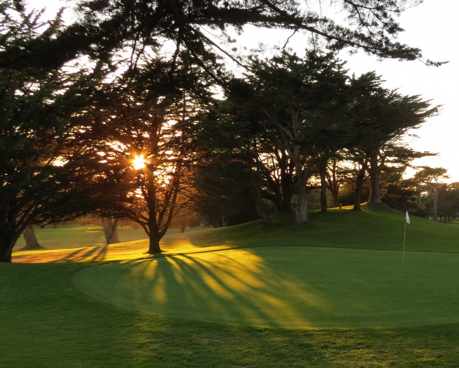 Golden Gate Park Golf